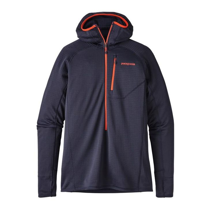 Patagonia Men's R1® Fleece Hoody - PATAGONIA