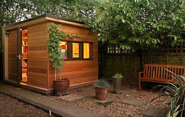 M s de 25 ideas incre bles sobre casetas prefabricadas en for Casetas jardin madera baratas