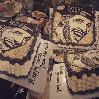 Three Drake cakes > one Drake cake. | 29 Amazing Cakes Every Drake Fan Needs Immediately