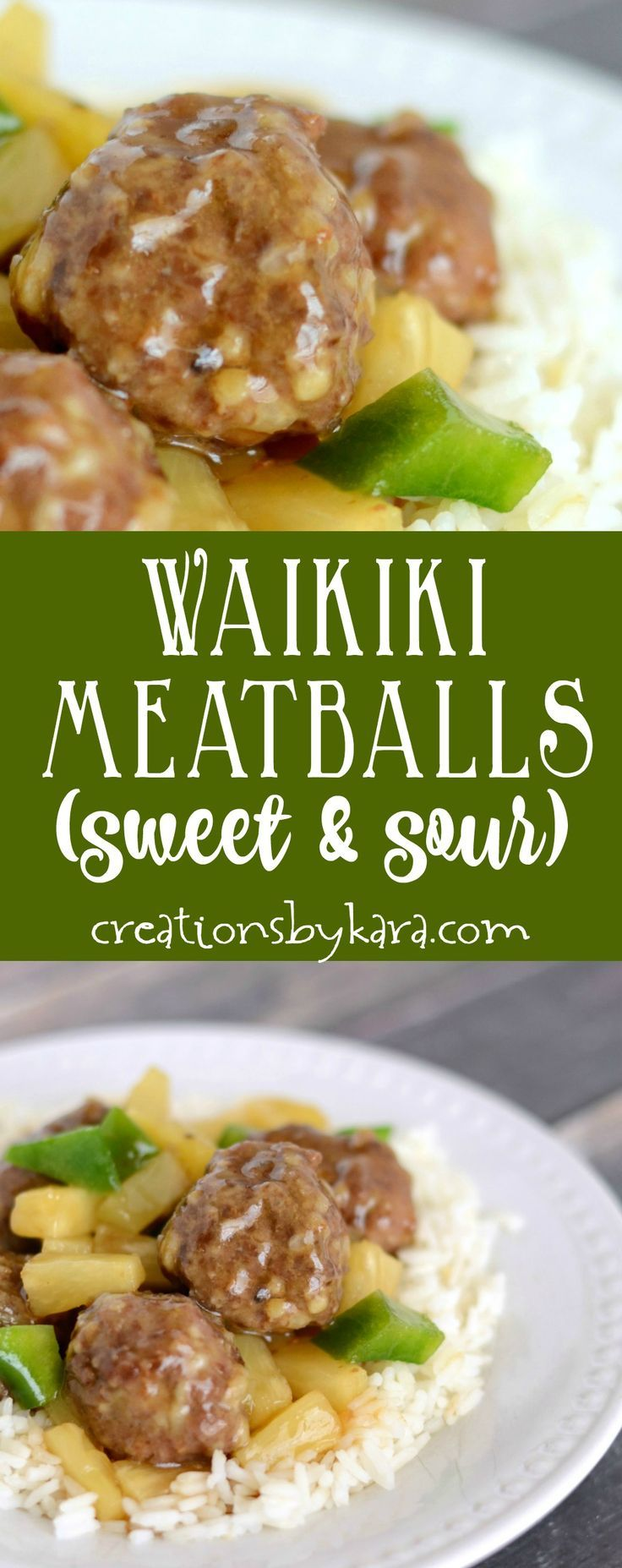 Sweet and Sour Meatballs {Easy!} CATEGORIES: Other Dishes, Sara, Slow-Cooker, Small Bites. BY Sara Wells. Okay folks, we're kickin' it back old school today. The grape jelly adds sweetness and flavor and the result is a wonderful and quick sweet and sour sauce.