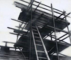 Shelley Mansel, Scaffold Ladder.