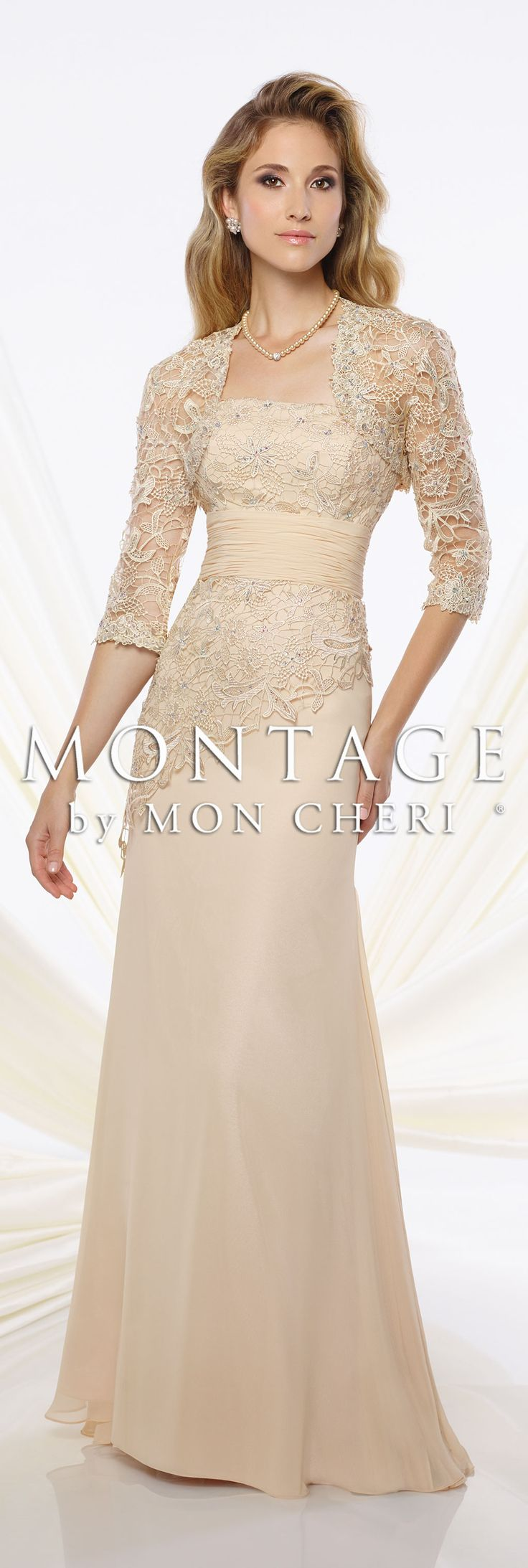 Montage by Mon Cheri Spring 2016 - Style No. 116944 #eveninggowns