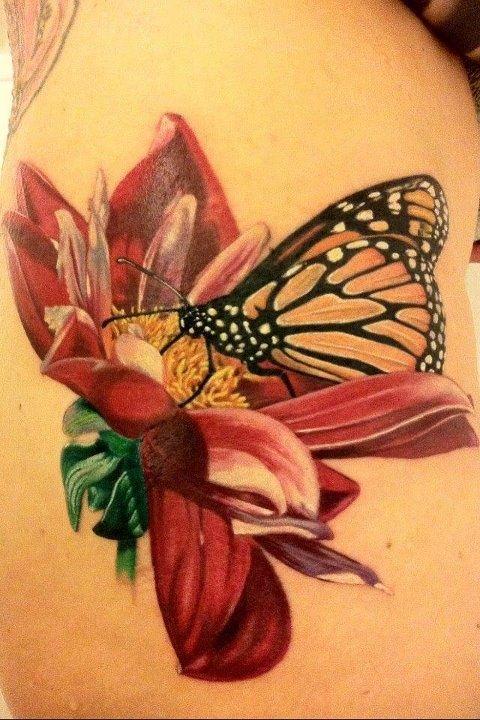butterfly tattoos | Home Tattoo Articles Tattoo Artists Tattoo Videos Tattoo Designs