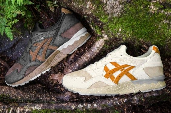 http://SneakersCartel.com Our First Look At The Asics Gel Lyte 5 Tartufo #sneakers #shoes #kicks #jordan #lebron #nba #nike #adidas #reebok #airjordan #sneakerhead #fashion #sneakerscartel