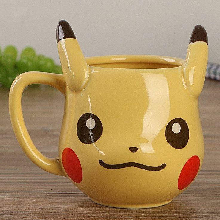 Get this Coffee Mug and let the world know how much you love , While Making Them Jealous By Drinking In This Awesome New Pikachu Mugs Enjoy Your Shopping !!! More Designs Are Also Available ! Internet