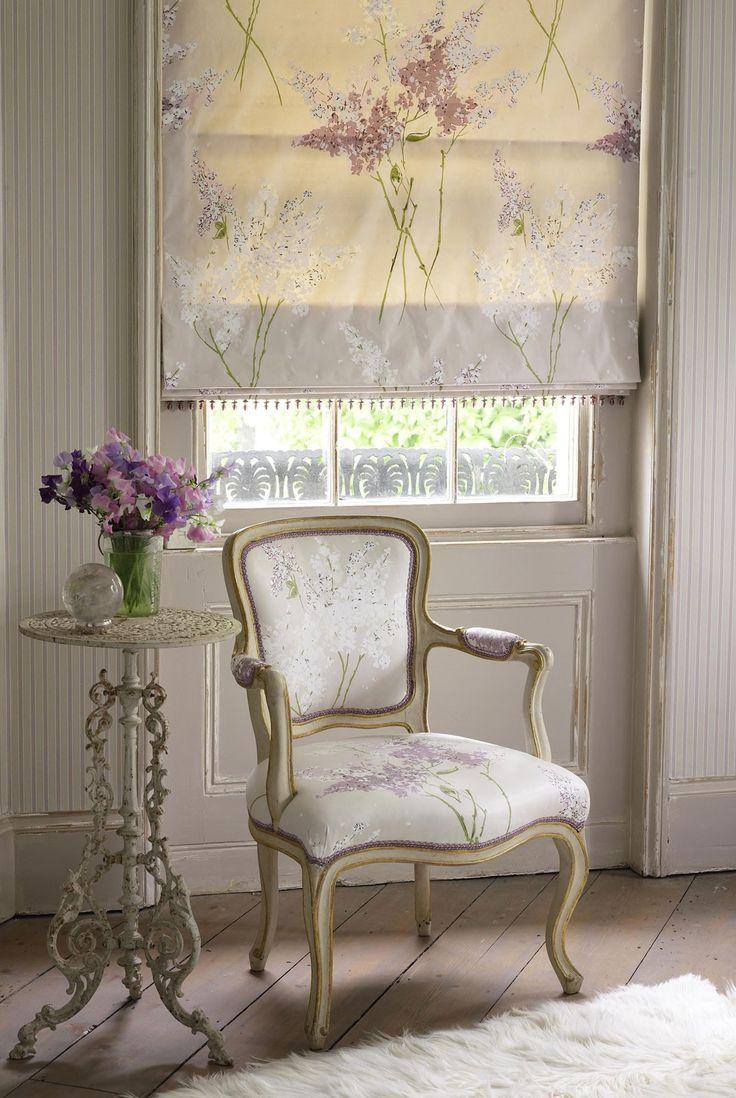 BARRINGTON fabric - roman blind