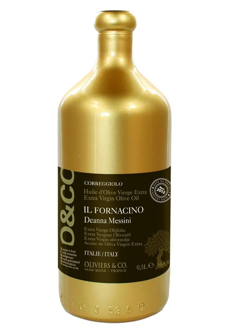 IL Fornacino Olive Oil. PD