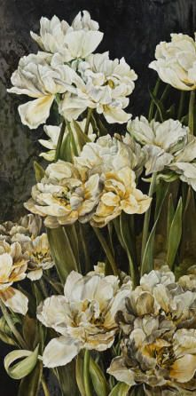 Linda Thompson, artist, original paintings at White Rock Gallery