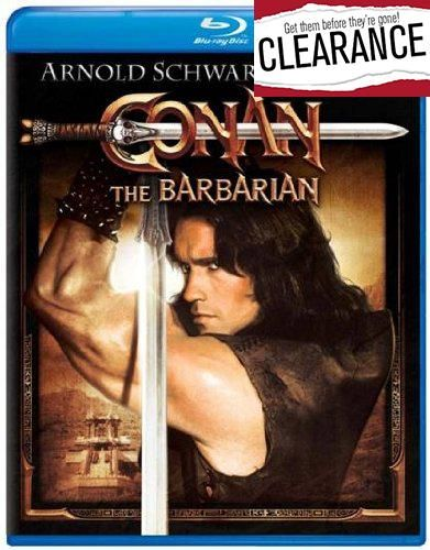 #amazing Following his parents' savage murder, young #Conan (Arnold Schwarzenegger) is captured by the #cold-blooded Thulsa Doom (James Earl Jones) and spends the...