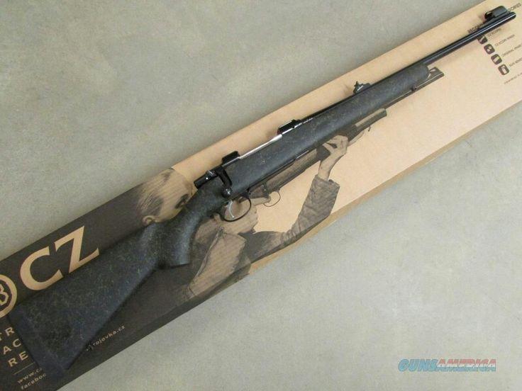 CZ 93x62 Mauser