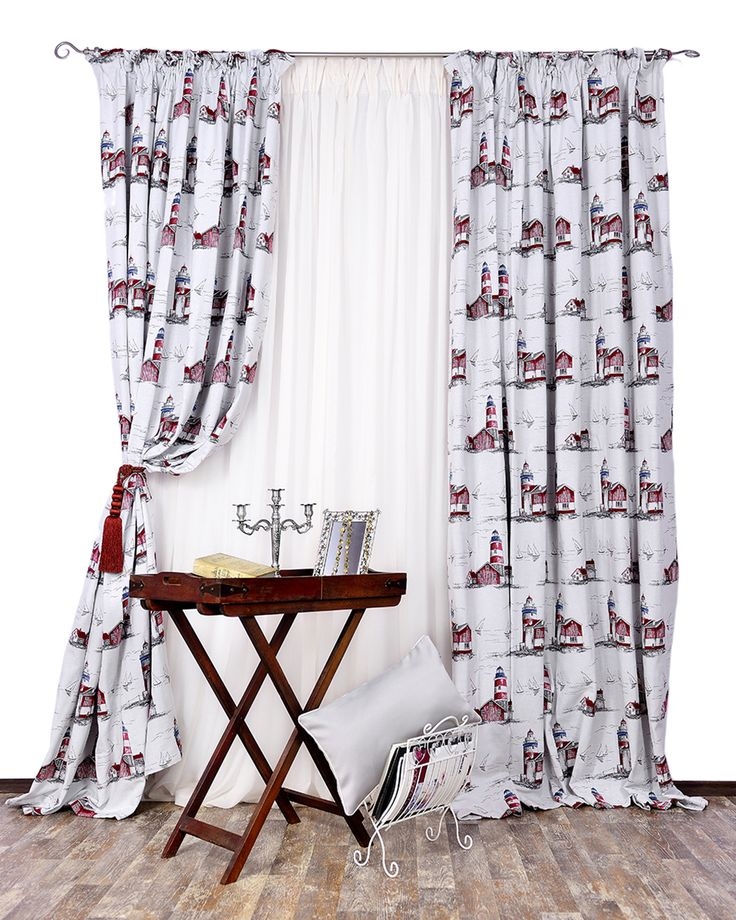 Window Treatments Design Ideas with Sophia curtains.