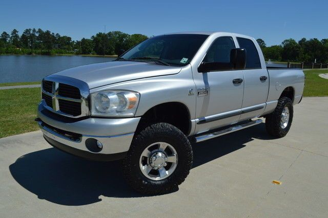 great shape 2007 Dodge Ram 2500 SLT pickup