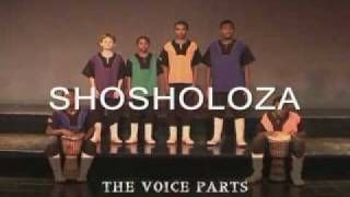 The Drakensberg Boys Choir - Shosholoza - YouTube