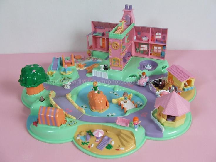 Polly Pocket - Polly's Dream World 1991
