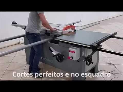 Serra Circular Esquadrejadeira Sm3 Inclinável - Smartmaq