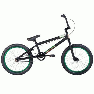 2014 Fiction Legend 18 Bike at Danscomp