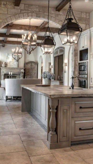 Beautiful Kitchen Room Decorating Ideas 12