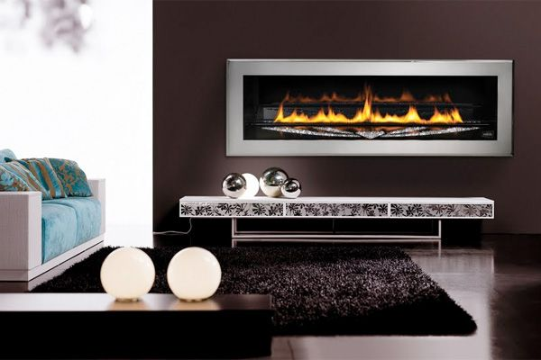 9 Best Linear Gas Fireplace Images On Pinterest Gas