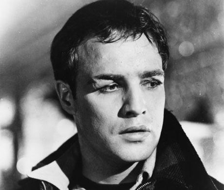 Marlon Brando as Terry Malloy... His performance is utter brilliance. Without him, you wouldn't have 3/4s of the actors you have today.