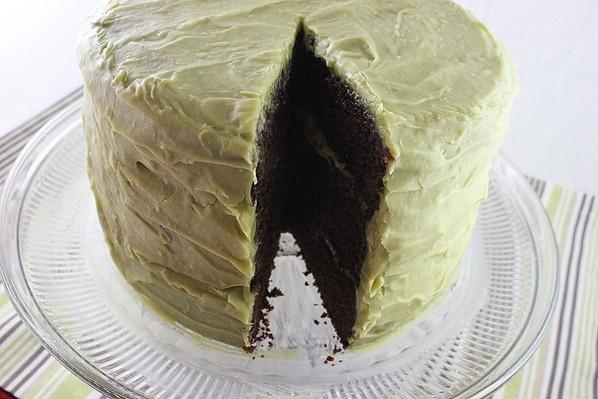 Vegan Chocolate Avocado Cake Recipe — Dishmaps
