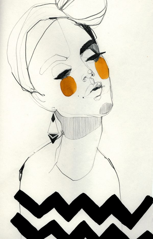 MIRROR by Ekaterina Koroleva, via Behance