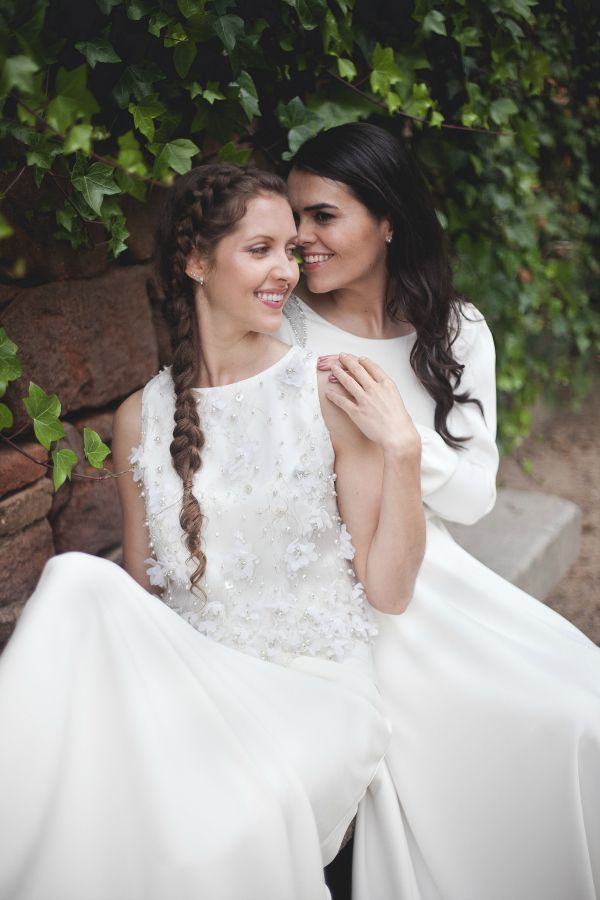 Choose to shine: Novias Jordi Anguera