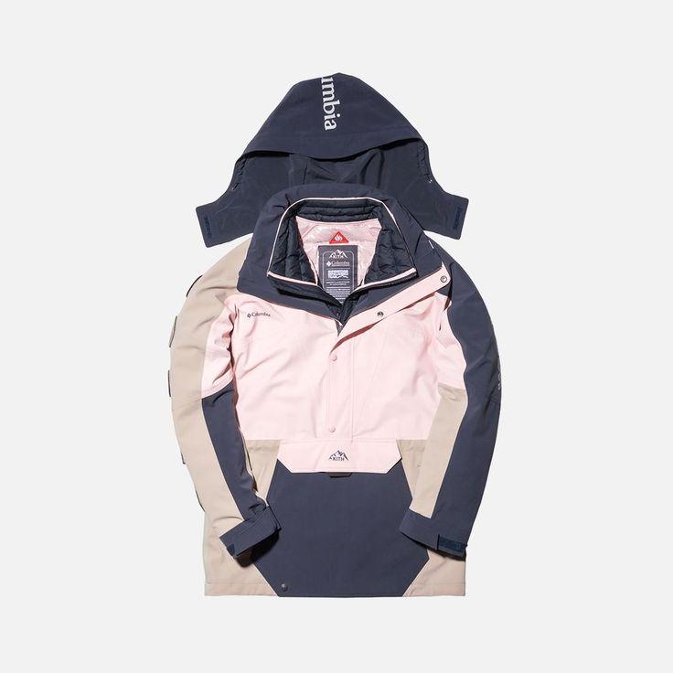 Kith x Columbia Sportswear Antora Pinnacle Jacket - Superstorm