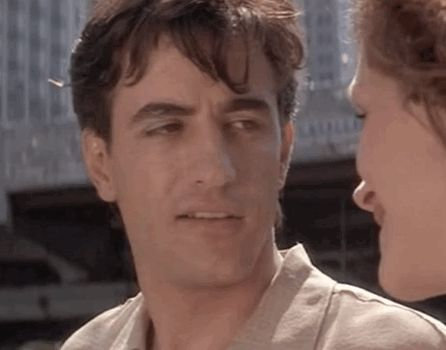 Because you melt every time Dermot Mulroney smiles, until you're just a hopeless puddle on the floor.