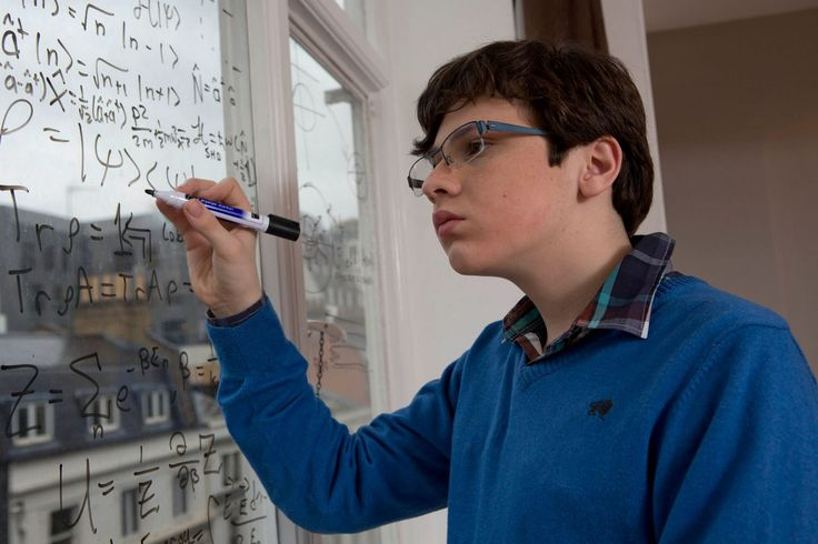 Jacob Barnett: Experts said boy would never be able to read but now hes brainier than Einstein