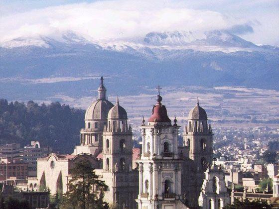 view on Toluca