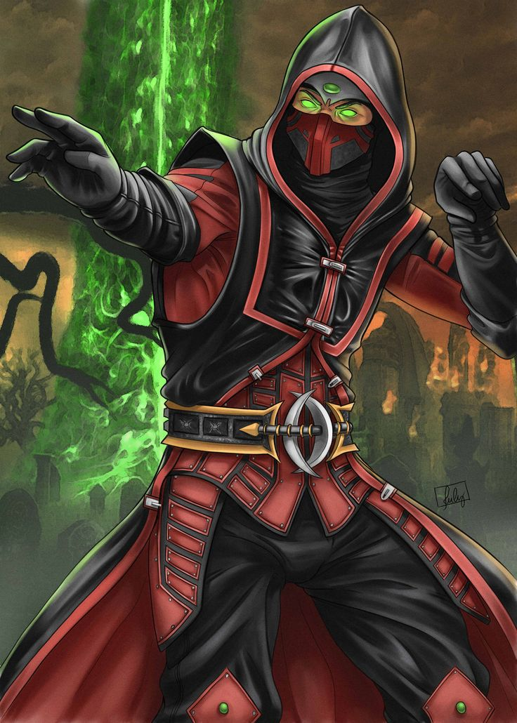7 best Costume: Ermac Mortal Kombat images on Pinterest ... - photo#25