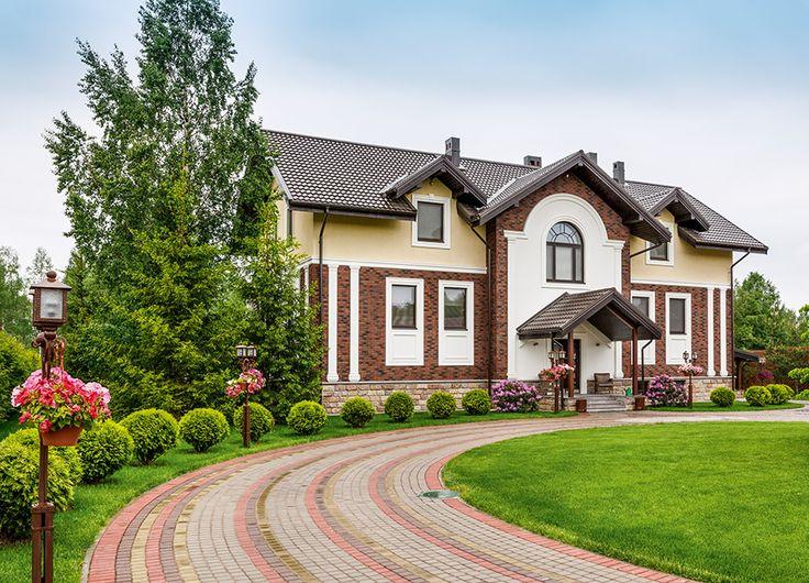 Красивые дома фото фото 59-836