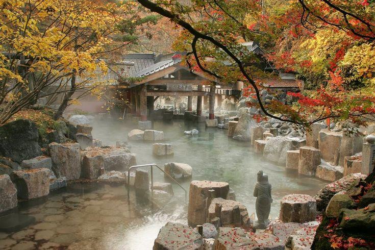Takaragawa Onsen - Weird Japan