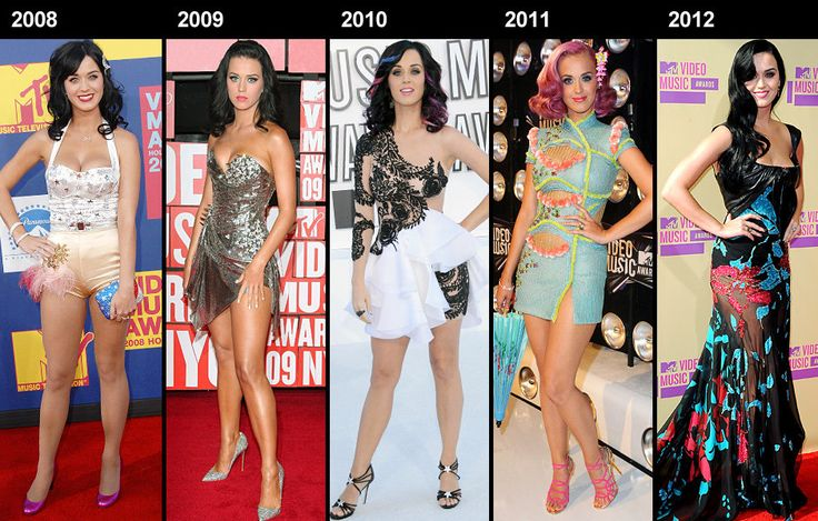 Katy Perry keeps it fun and flirty, showcasing her to-die-for legs with every style move.