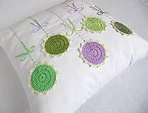 Úžitkový textil - alchýmia Viola odorata... - 6395357_
