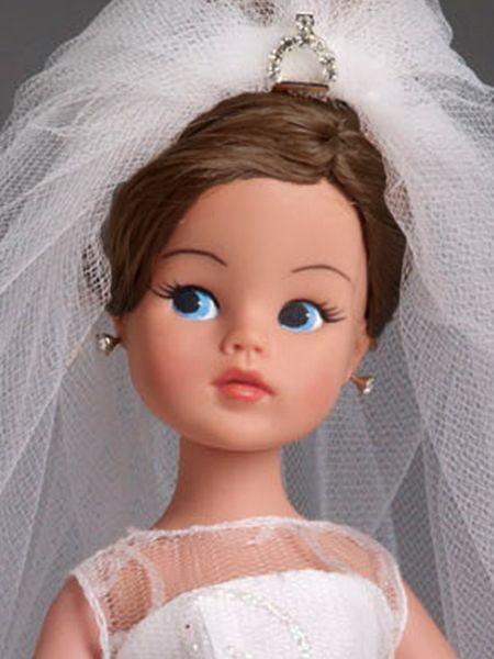 Bridal Bliss | Tonner Doll Company  -  Sindy Bride - #SindyDoll #TonnerDolls #RetroChic #FashionablyBritish