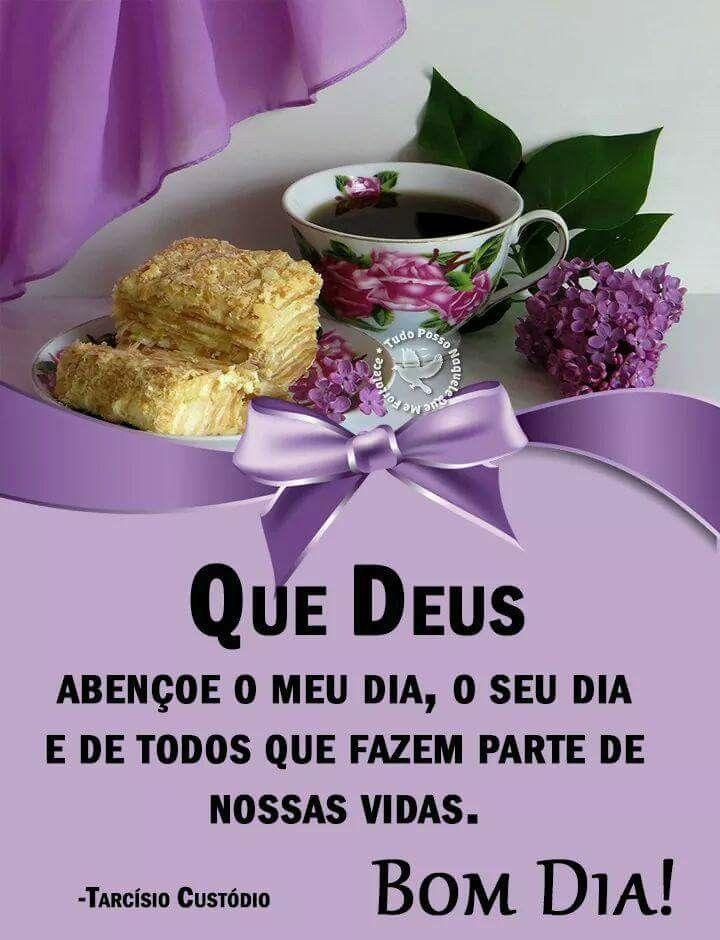 Meu Amado Victinho Que Deus Abencoe O Teu Dia
