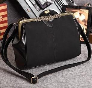 Горячая распродажа британский ретро сумки свободного покроя мода женская матовый кожаные сумки урожай на ремне B314, принадлежащий категории Сумки на плечо и относящийся к Чемоданы и сумки на сайте AliExpress.com | Alibaba Group