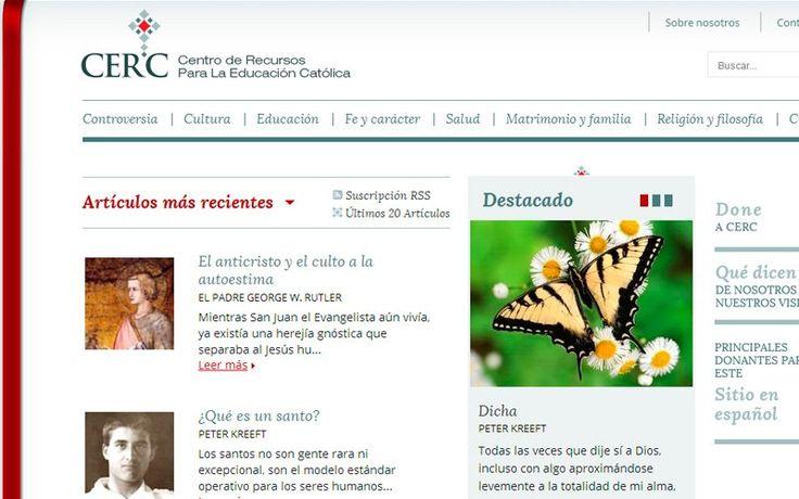 Lanzan importante sitio web para la formación de católicos en español