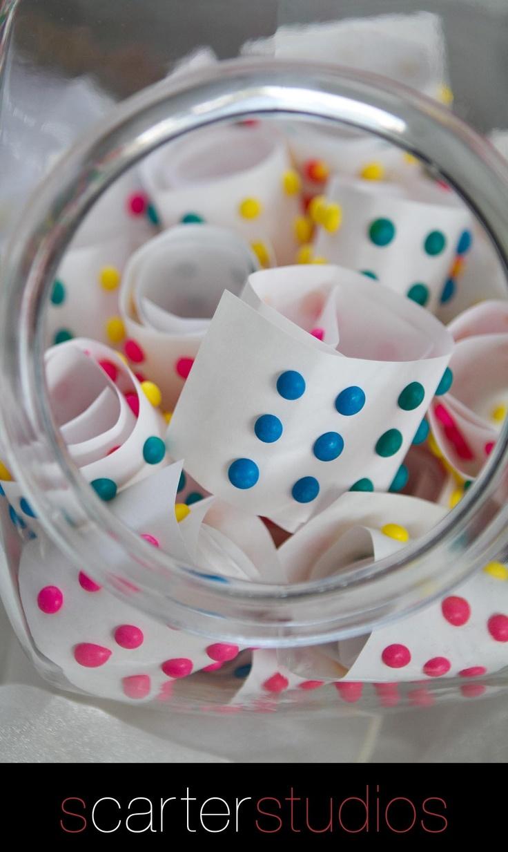 www.scarterstudiosblog.com    old school candy favors