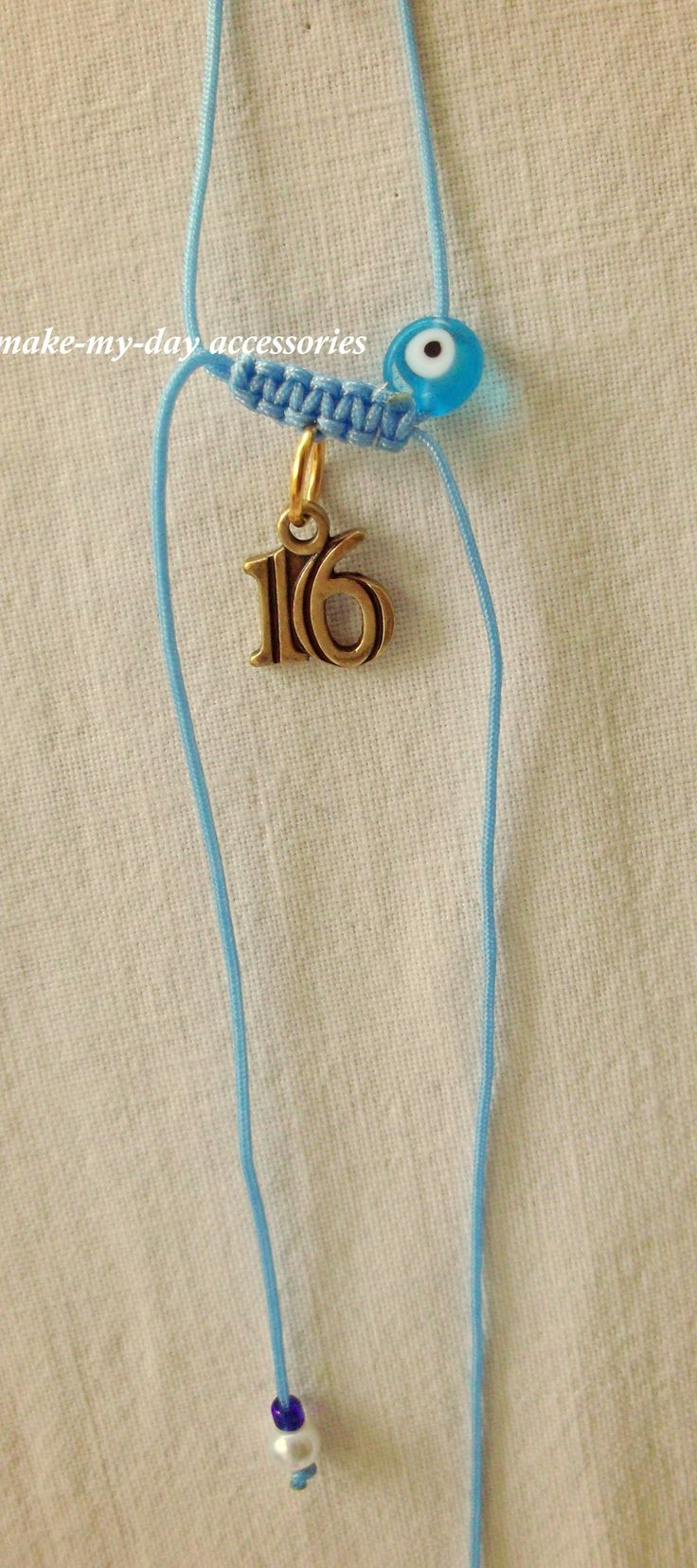 https://www.facebook.com/make.my.day.accessories/ #Greece #lucky_charms #christmas #winter #new_year_eve #handmade #creative #2016 #door #home #gouria #ribbons #crafts #DIY #necklace