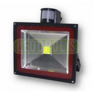 30 Watt Αδιάβροχος Προβολέας LED IP65 240V με ανιχνευτή κίνησης - Προβολείς LED