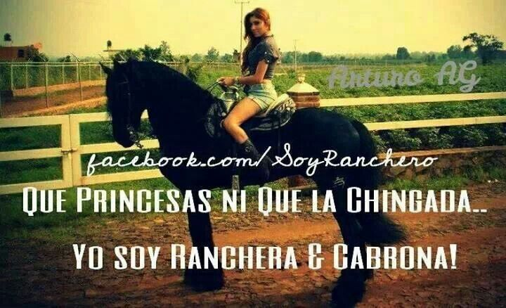 Ranchera | Spanish | Pinterest | Spanish quotes and Frases