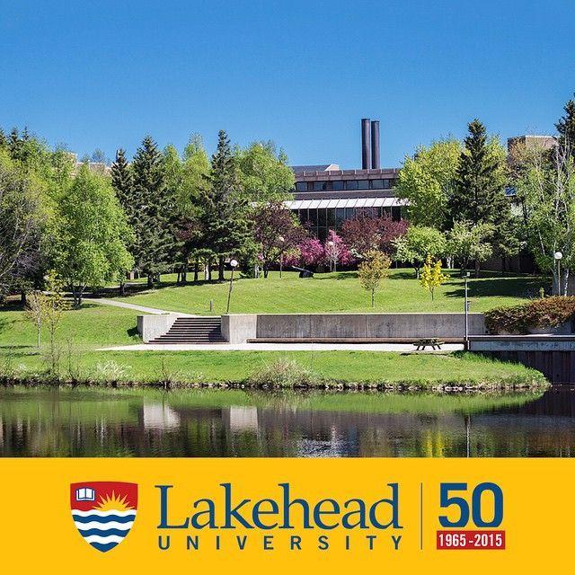 Lakehead University: 41 Best Campus Close-Ups Images On Pinterest