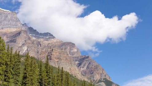 VIDEO Banff National Park 4k   #USA #timelapse