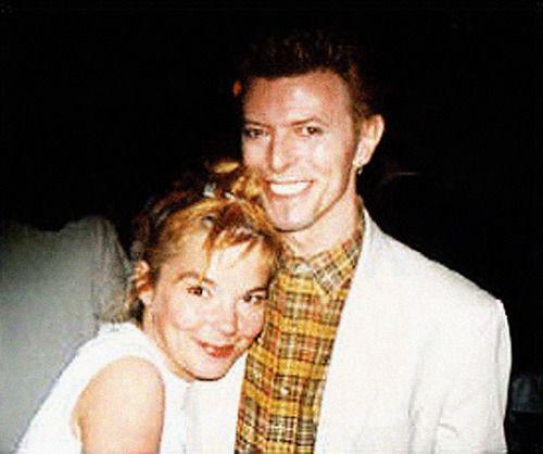 David Bowie & Bjork