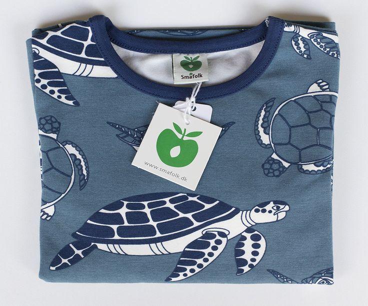 Smafolk Unisex Turtle Shirt for Kids <3