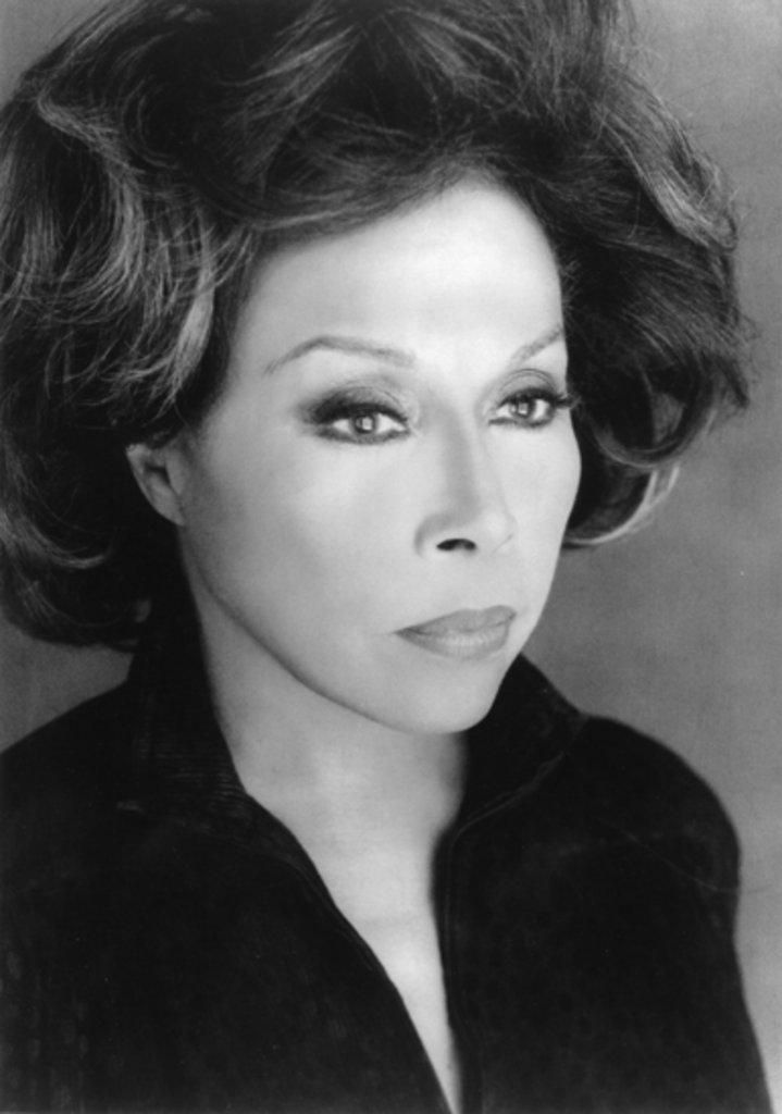 In 1968, Diahann Carroll became the first African-American actress to star in her own television series where she did not play a domestic worker (Julia). Description from pinterest.com. I searched for this on bing.com/images
