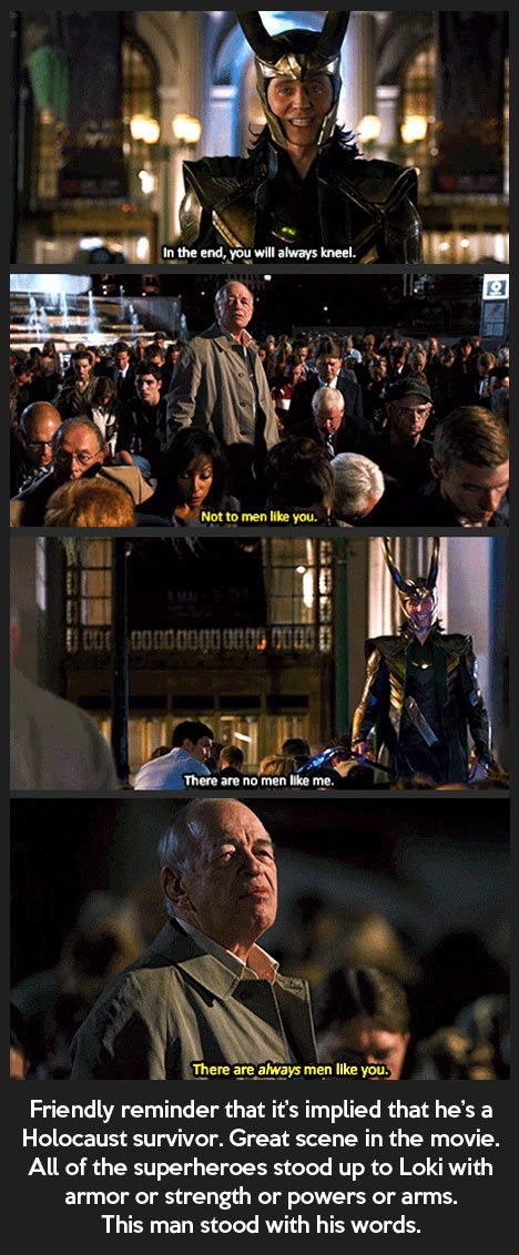 The most underrated scene in the movie…