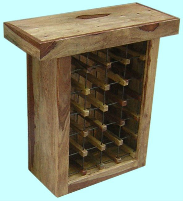wine bottle rack,bar furniture,sheesham wood furniture